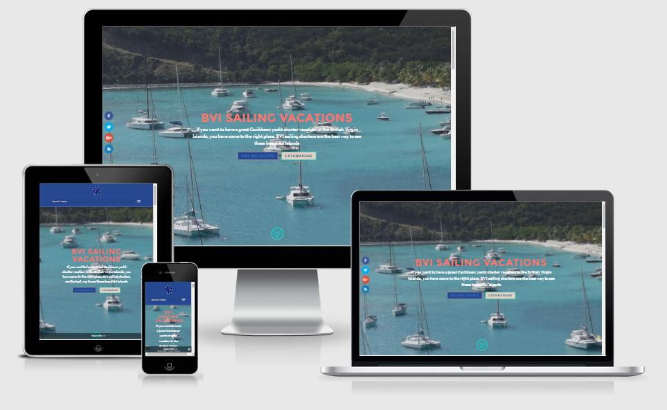 BVI Sailing Charters